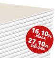 Płyty gipsowo-kartonowe standardowe GKB 12,5 mm